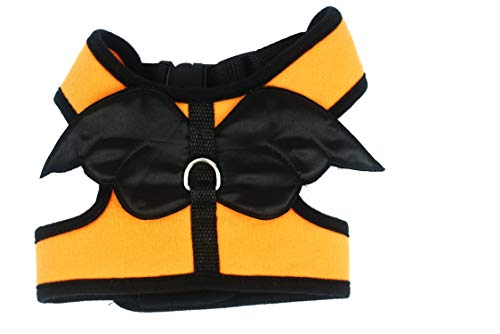 Black Duck Brand Halloween-Kostüm, Schwarze Ente Passend für 15,2 cm bis 22,9 cm – Kürbis, Engel, Skelett, Small, Vampire Costume