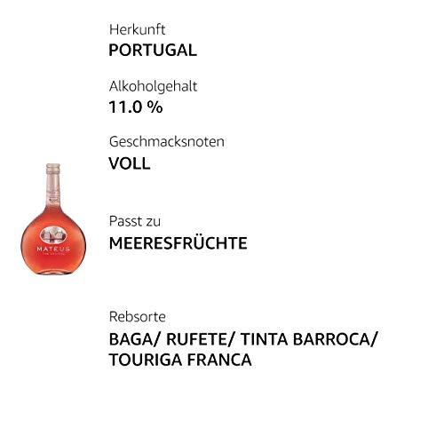 Mateus AOP Portugal Rosé - 4