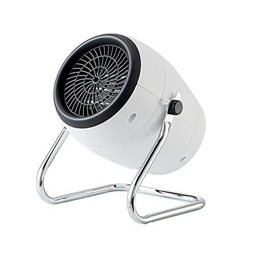 YXFF Calentador de Ventilador Vertical portátil, Calentadores de Invernadero con Elementos calefactores de cerámica Montaje en Pared Disponible Bajo Consumo energético