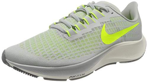 Nike Men's Pegasus 37 Running Shoe, Fog Smoke, 10 UK