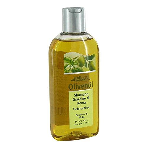 medipharma cosmetics Olivenöl Shampoo Giardino di Roma 1er Pack(1 x ml