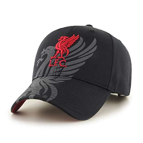 Liverpool FC Cap (schwarz)
