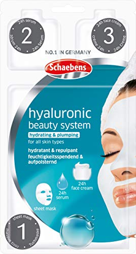 Schaebens Hyaluronic Beauty System, 3, 5 Ml
