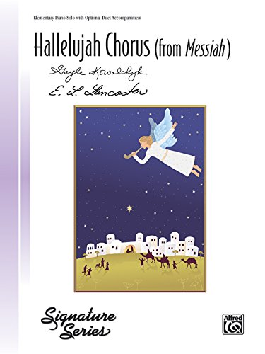 Hallelujah Chorus (from Messiah): From Messiah, Sheet
