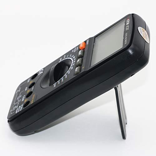 VC97 Multimetro Digitale Professionale, True RMS Auto Range 4000 Conti Resistenza Capacitanza Frequenza Temperatura Multimetro Digitale