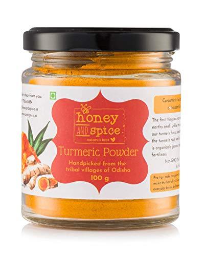 Honey And Spice Turmeric Powder 100 G