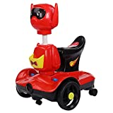 YIQIFEI Moto para niños Coche de Juguete para niños Robot Espacial Vehículo de Equilibrio Motocicleta Scooter eléctrico Motor Bicicleta Batería de 6 V Op (Coche RC)