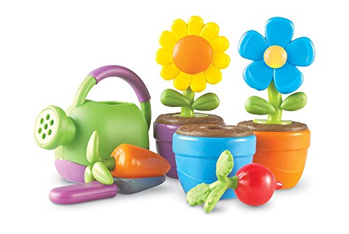 A Gardening Set is a fun Easter basket stuffer for toddlers