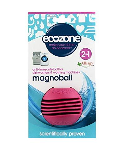 Ecozone Bola Antical M807 Magnoball, Anti-Kalk-Kugel für Waschmaschinen und Geschirrspüler