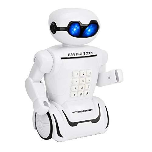 TOPINCN - Hucha electrónica Forma Robot simulación