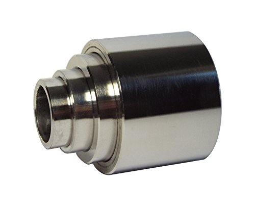 Reducing Bushing Adapters for Bench Grinding Wheels (1/2', 5/8', and...