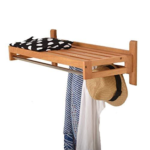 Kapstokken wandkapstok Hanger Planken muurhaken Entree Living Slaapkamer Creative (Maat: 75X30X25CM) LQH (Size : 75X30X25CM)