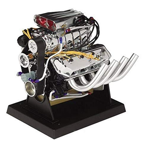 Dodge HEMI Top Fuel Dragster Model Engine -Diecast 1:6 Scale Motor Replica Scoop