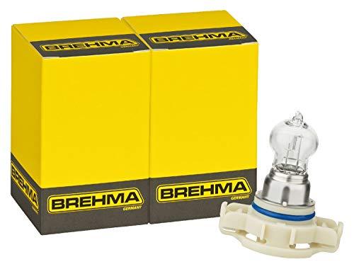2x Brehma PSX24W 12V 24W PG20/7 Nebelscheinwerfer Lampen