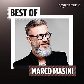 Best of Marco Masini