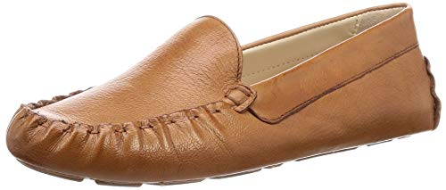 Cole Haan Women's Footwear:Driver Driving Style Loafer, Pecan Leather, 9 B US