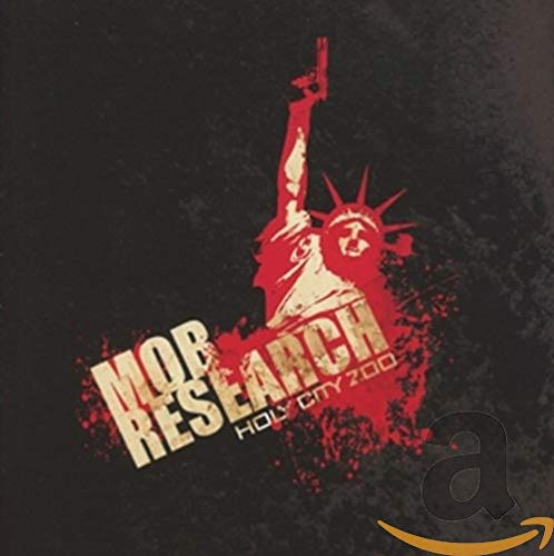 Mob Research: Holy City Zoo (Audio CD)