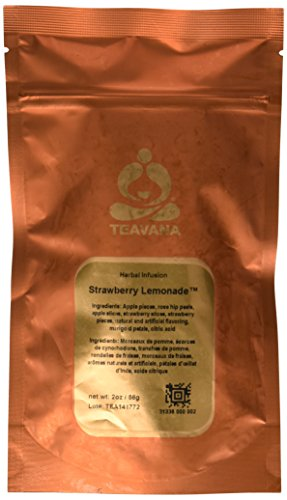 Strawberry Lemonade Herbal Tea by Teavana