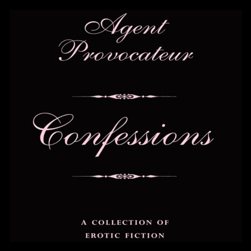 Agent Provocateur audiobook cover art