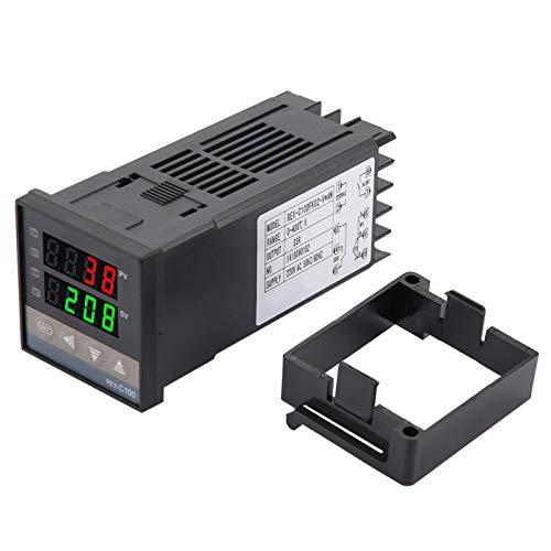 Controlador de termostato inteligente PID con función de alarma