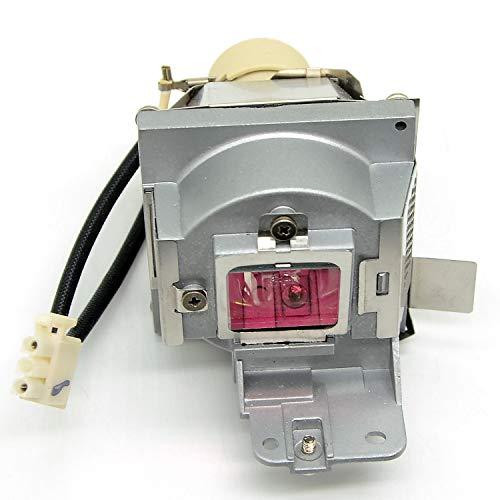 Aimple 5J.J9R05.001 - Bombilla de repuesto para proyector BENQ MS504 MS504A MS514H MS517H MS521P MS522P MS524A MS527 MW526A MW529 MX505 MX522P MX525 MX525A MX528 MX570 TW529 TX538