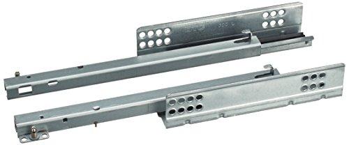 HSI 287000.0 Unterflurauszüge Belastbarkeit 25kg L=300/A=245mm 1 Garn, L=303/A=220mm