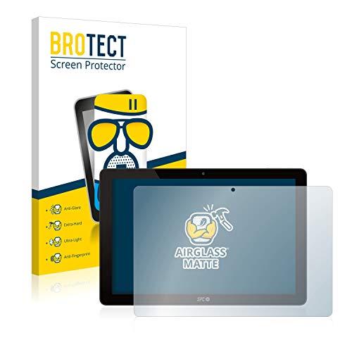 BROTECT Protector Pantalla Cristal Mate Compatible con SPC Gravity Octacore Protector Pantalla Anti-Reflejos Vidrio, AirGlass