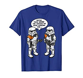Star Wars Wrong Droids Funny Comic Graphic T-Shirt T-Shirt