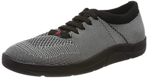 Berkemann Allegra Sneaker, Mehrfarbig (Schwarz/Weiß 997), 35.5 EU