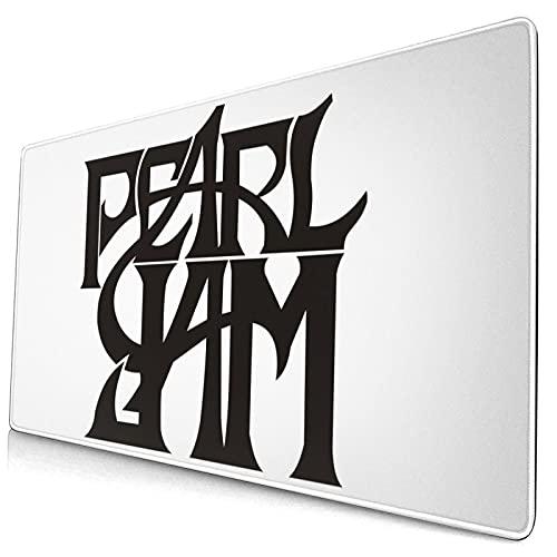 P-Earl, J-am - Tappetino per mouse per computer, antiscivolo, 40 x 75 cm