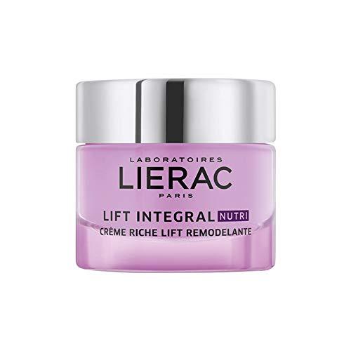 LIERAC LIFT INTEGRAL Crema ricca liftante rimodellante - Pelle da secca a molto secca - Burro di Karité - Acido Ialuronico - Anti-rughe - Anti-età - 50ml