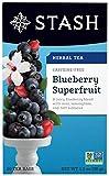 Stash Tea Blueberry Superfruit Herbal Tea, 20...