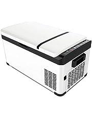 30 Liter Portable Compressor Refrigerator Freezer, 12 V / 24 V. Suitable For Travel And Camping