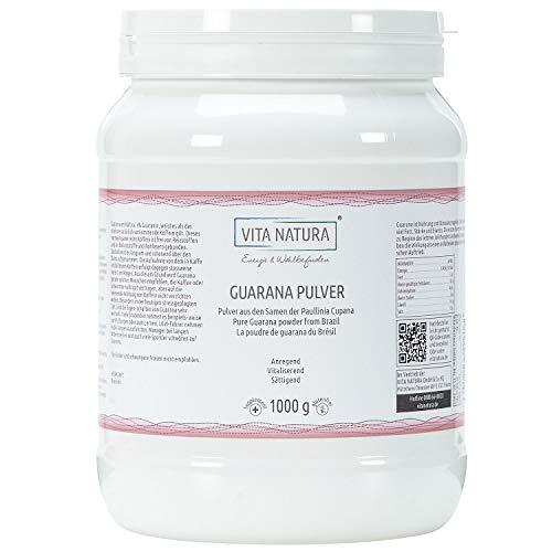 Guarana poudre 1000 g en Brésil