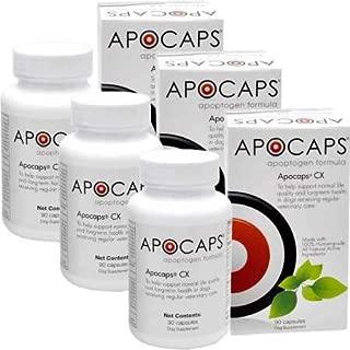 ApoCaps CX Apoptogen Formula for Dogs (270 Capsules)