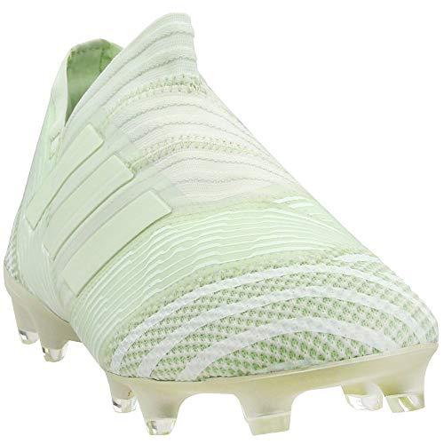 adidas Mens Nemeziz 17+ 360 Agility Artificial Ground/Firm Ground Soccer Casual Cleats, Green, 11.5