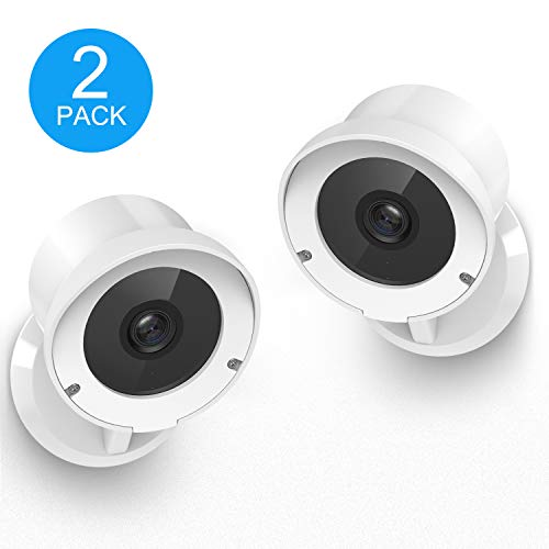 Amazon Cloud Cam Cover, Weather-Proof Protective Indoor Outdoor Cover for Amazon Cloud Cam – 2 Pack …