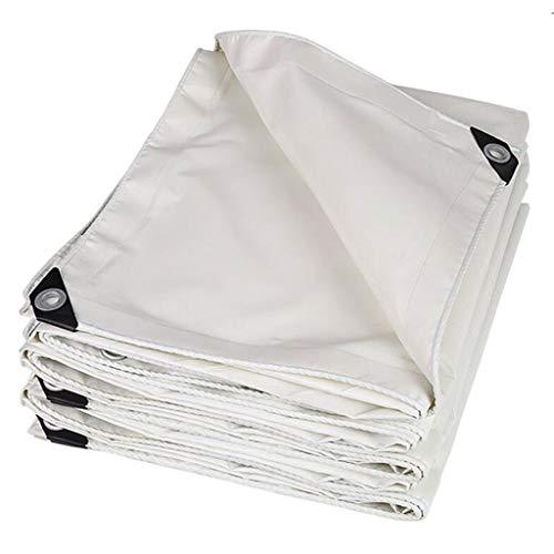 Sgfccyl Tarpaulin PVC gecoate doek waterdicht zonnezeil zeildoek gewatteerde zonnescherm regendoek varken boerderijen rolluiken