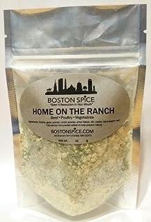 Boston Spice Home On the Ranch Handmade Herb Seasoning Blend Dairy Free Paleo Diet Herbal Salad Dressings Vegetables Dip C...
