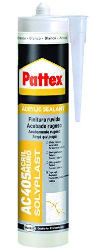 Pattex 1536075AC 405Dichtmasse Acryl Wand Oberfläche, 300ml, Weiß