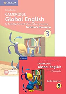 Cambridge Global English Stage 3 2017 Teacher's Resource Book with Digital Classroom (1 Year): for Cambridge Primary English as a Second Language
