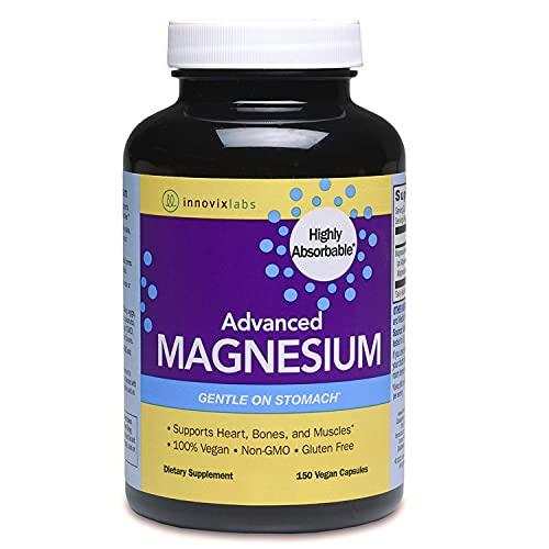 InnovixLabs Advanced Magnesium, High Absorption...