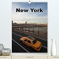New York (Premium, hochwertiger DIN A2 Wandkalender 2022, Kunstdruck in Hochglanz): Ein Kalender im Hochformat, der die ganze Pracht New Yorks praesentiert. (Monatskalender, 14 Seiten )