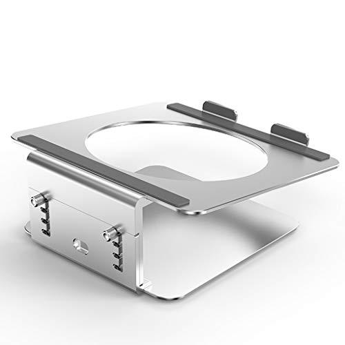 Jinxin-Office Supplies laptopstandaard, geventileerde desktop laptophouder compatibel met laptops zoals MacBook Air Pro, HP, Lenovo en meer laptops tot 17
