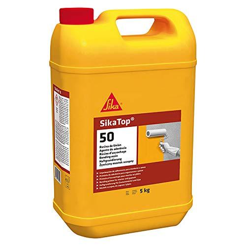 SikaTop 50 Resina de Unión, Imprimación de adherencia listo para su uso...