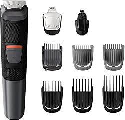 Philips 9-in-1 Multigroom MG5720 / 15, beard trimmer and ear and nose hair trimmer