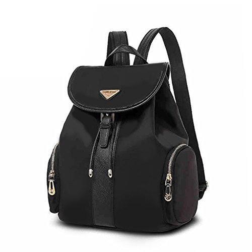 Mummy bag Sacs à bandoulière en Nylon Sac pour Femme École Trendy Leisure Travel Canvas Backpack
