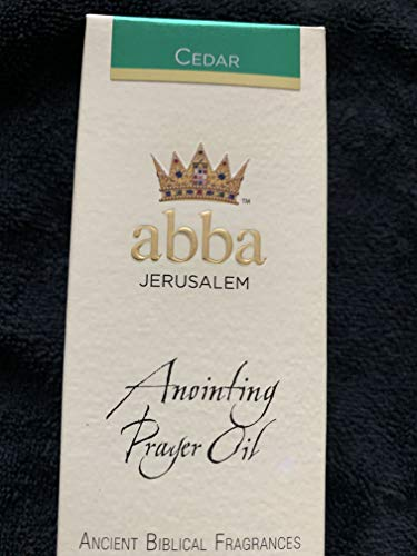 ABBA Anointing Oil-Pomegranate Oil in Gift Box-1/4oz