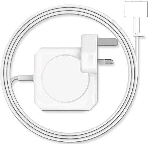 Compatible with Mac Air Charger, 45W Power Adapter T-tip Replacement Charger for Mac Air 11 inch and 13 inch