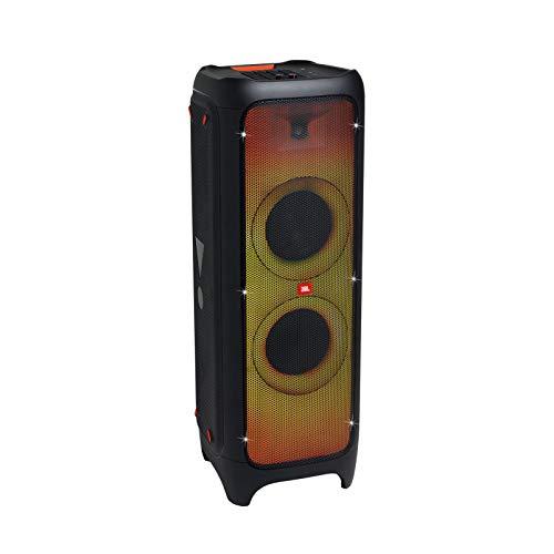 Caixa de sompara festas com Bluetooth e Show de luzes JBLPARTYBOX1000BR